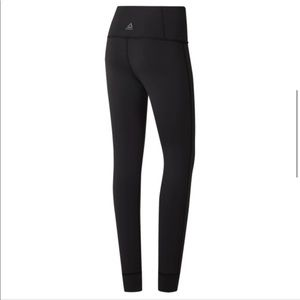 black reebok high-rise speedwick leggings